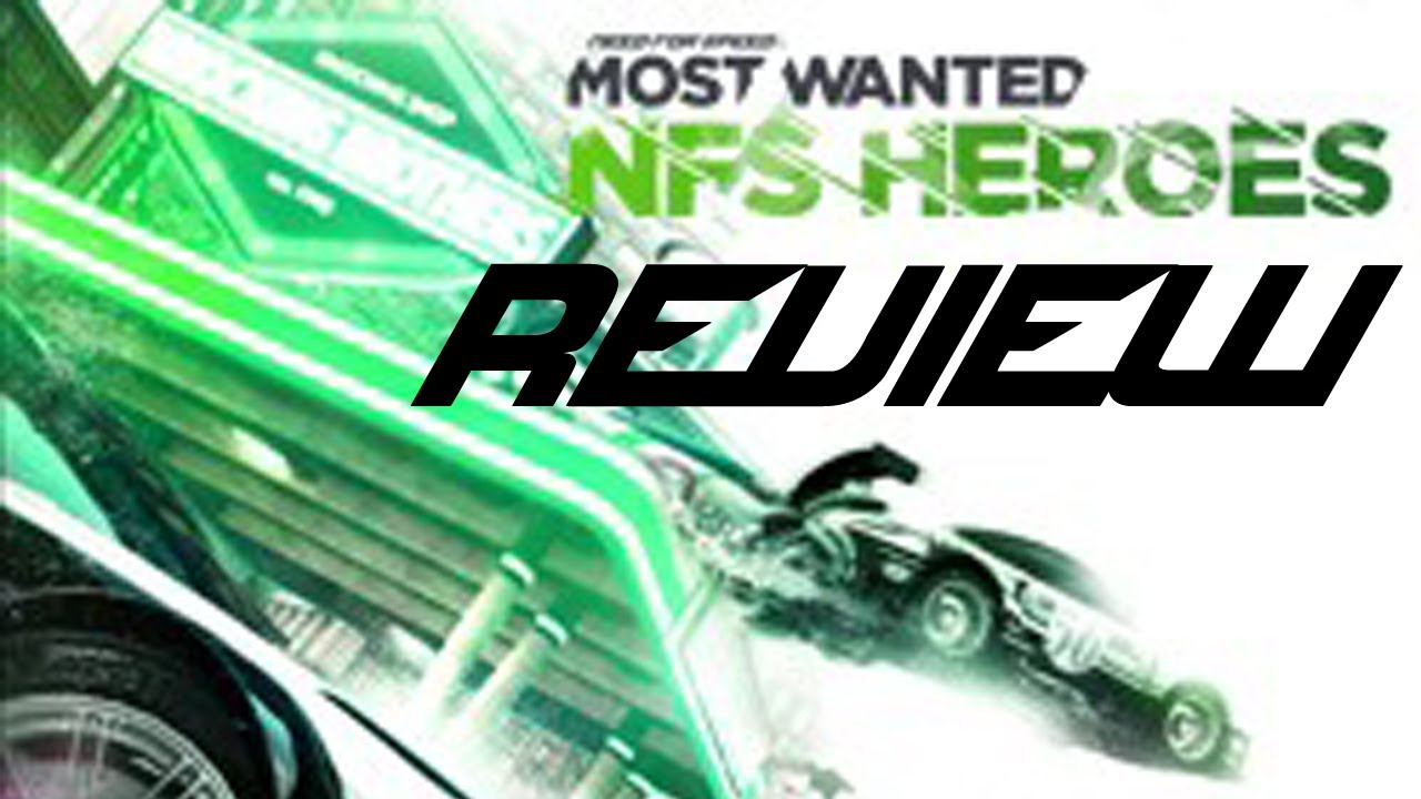 Need For Speed Most Wanted Heroes Car Pack Review Youtube