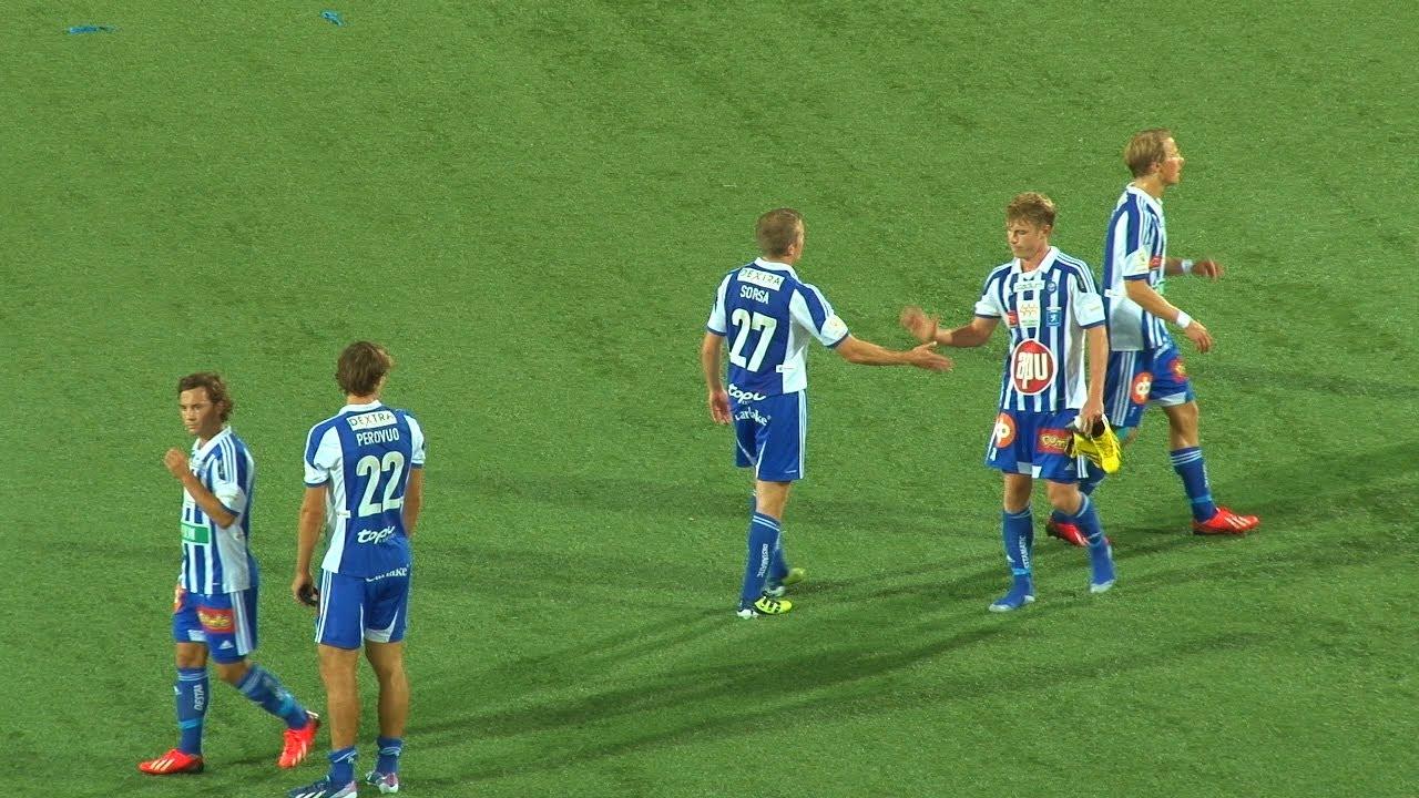 HJK Helsinki 6-1 IFK Mariehamn