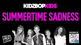 KIDZ BOP Kids Summertime Sadness (KIDZ BOP 25)