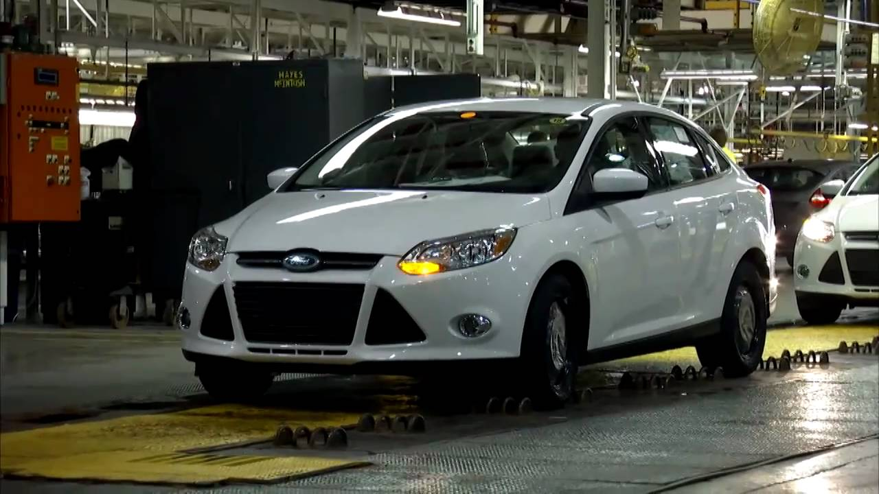Ford focus assembly plants #1