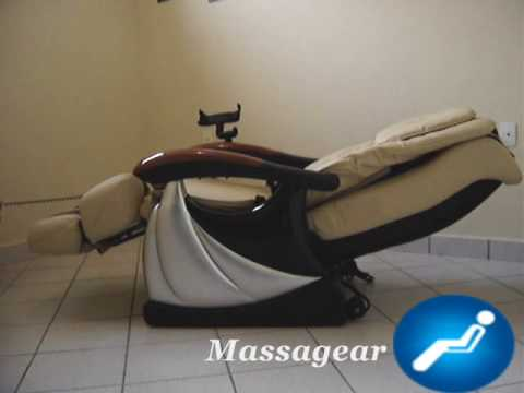 Massagear - Cadeira de massagens Onix Plus com MP3