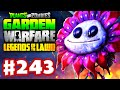 Plants vs. Zombies: Garden Warfare - Gameplay Walkthrough Part 243 - Alien Flower! (PC)