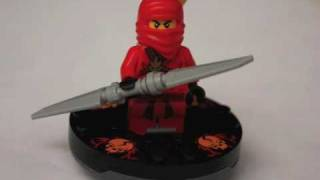 Lego Ninjago Starter Pack 2257 Opening Build And Test