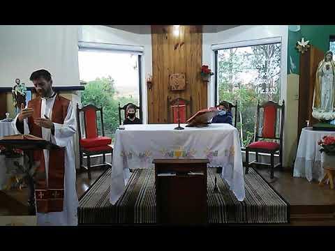 Santa Missa | 21.09.2021 | Terça-feira | Padre Fernando Silva | ANSPAZ