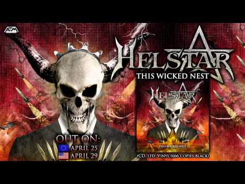 HELSTAR - Fall Of Dominion (2014) // AFM Records online metal music video by HELSTAR