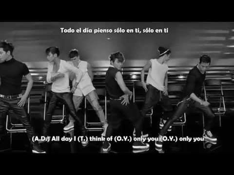 A D T O Y  2pm Eng Romanization Hangul MV