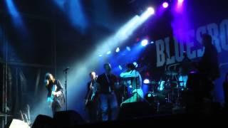 Bluesrock Tegelen 2013   The Hoax with Guy Forsyth