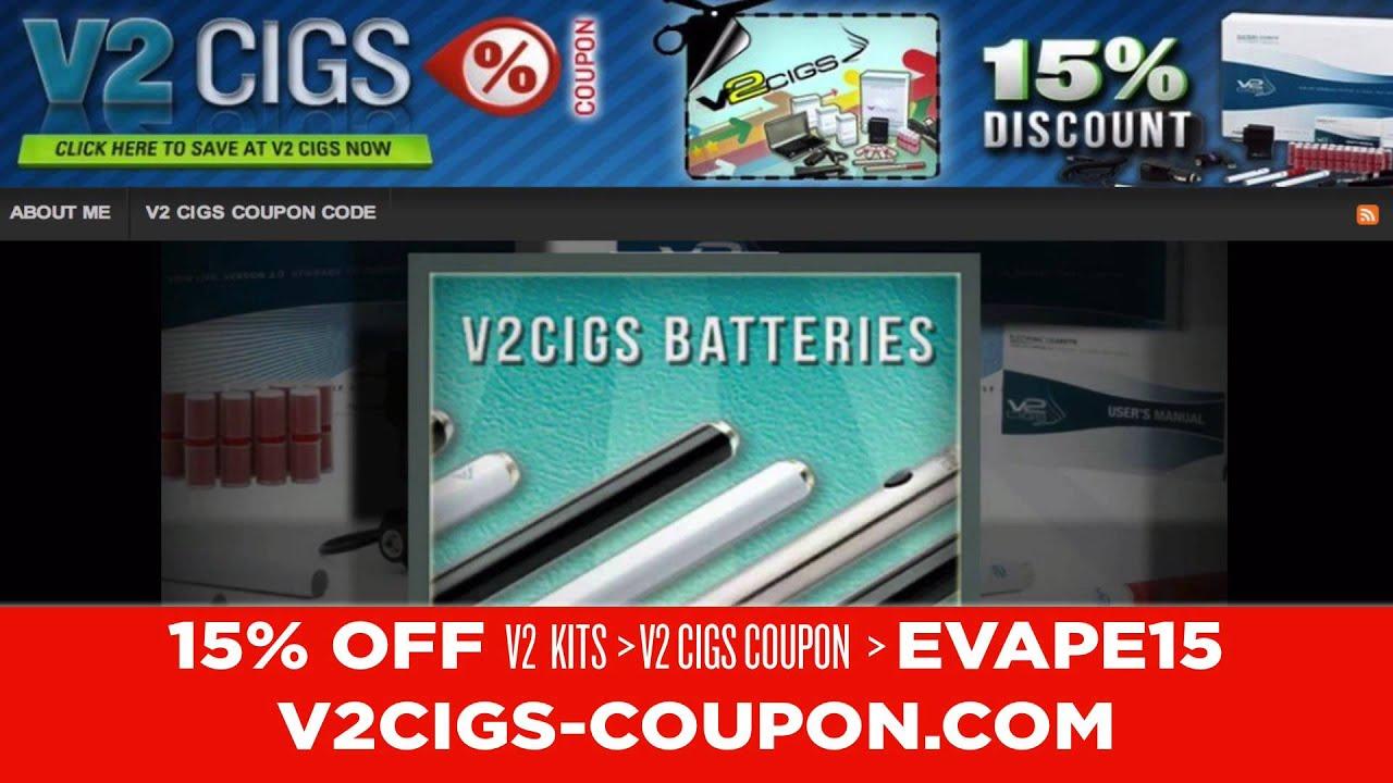 V2 cigs deals