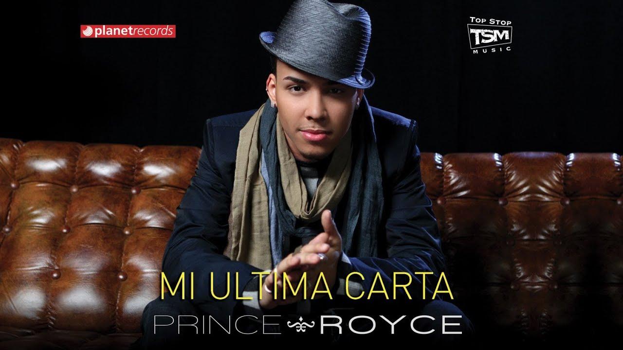 PRINCE ROYCE - Mi Ultima Carta (Official Web Clip)