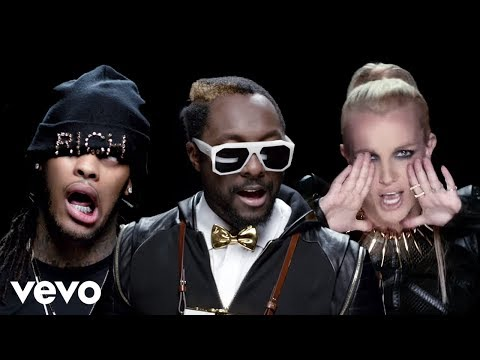 Will.i.am ft. Britney Spears & Diddy,Waka Flocka Flame and Lil` Wayne - Scream & Shout (Remix)