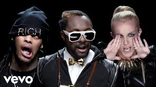 Will.I.Am - Scream & Shout (Remix) (Explicit)