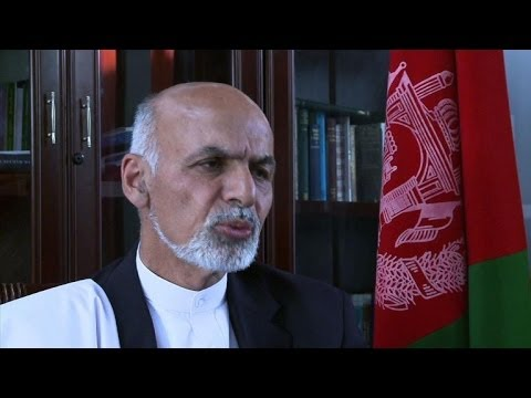 Afghan poll hopeful Ghani wants Pakistan 'special relationship'