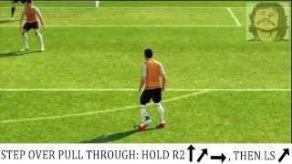 PES 2013 - Dribbling & Skills TUTORIAL (NEW!!!)