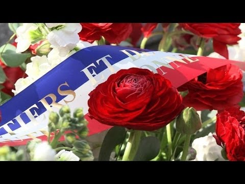 Toulouse remembers victims of 2012 shooting spree