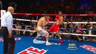 Amir Khan Vs. Marcos Maidana: Highlights (HBO Boxing