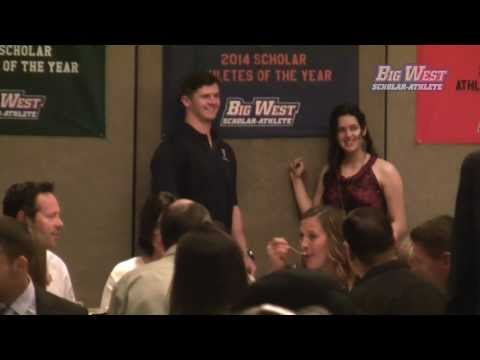 2014 Big West Scholar-Athlete of the Year Banquet