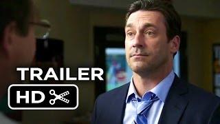 Million Dollar Arm Official Trailer #1 (2014) Jon Hamm