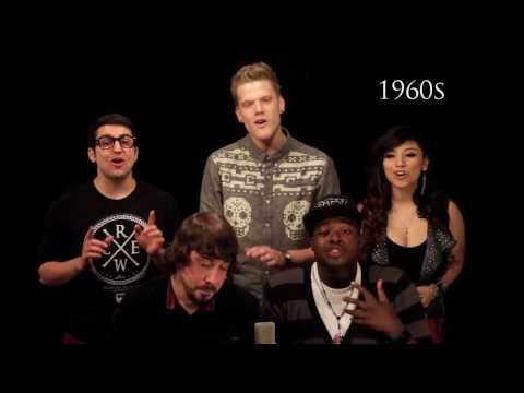 "Evolution of Music - Pentatonix, ORDER ""PTX VOL. 1"" HERE! http://itunes.apple.com/us/preorder/ptx-volume-1/id534570842 http://www.ptxofficial.com http://www.twitter.com/ptxofficial @ptxoffic..."