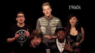 Evolution of Music: Pentatonix