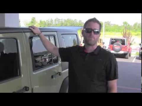 Landers Dodge Benton >> How to Take Hard Top Off Jeep | Steve Landers Chrysler Dodge Jeep - YouTube