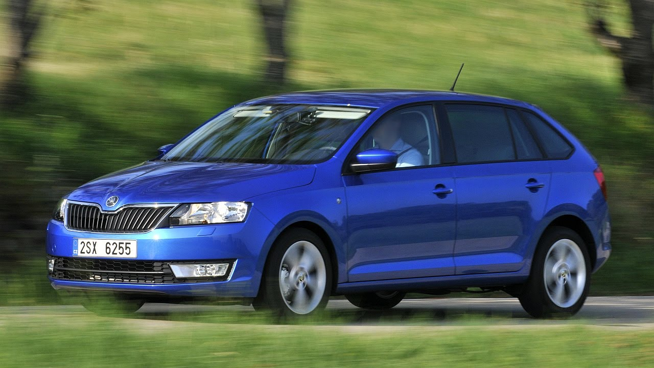 skoda rapid spaceback 1 6 tdi test driving moments youtube. Black Bedroom Furniture Sets. Home Design Ideas
