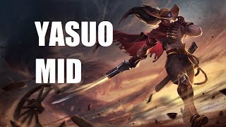 League Of Legends High Noon Yasuo Mid Full Game