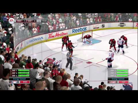 nhl 13 washington capitals season