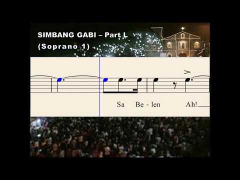 Q31a Simbang Gabi - Part L (Soprano 1)