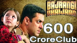 Salman Khan's 'Bajrangi Bhaijaan' 2nd Highest Enters Rs 600 Crore Club