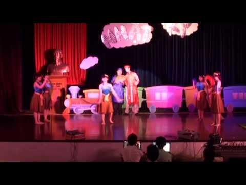 HUFLIT - Nhạc kịch Tấm Cám 2012