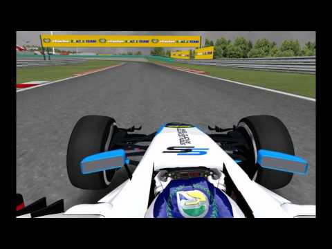[rFactor Brasil Team Formula PRO] 2014 V6 Turbo Engines Sounds