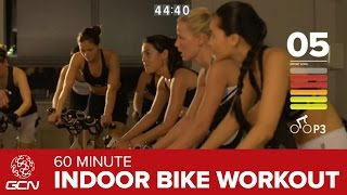Spinning® Workout Get Fit With GCN's 60 Minute Spin