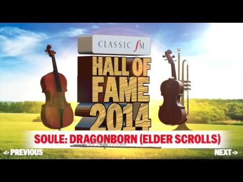 Classic FM Hall Of Fame 2014 - Album Sampler