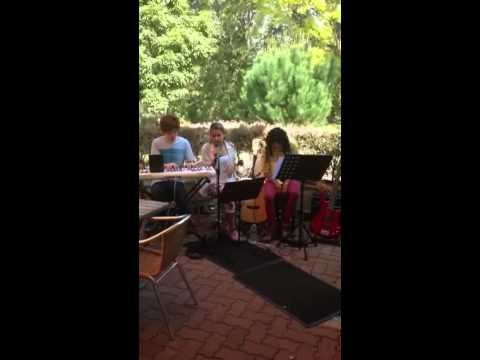 Natasha Perera Trio - Music Sunday @ Parra Park Cafe - Sunday 1st September 2013