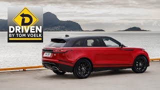 2018 Land Rover Range Rover Velar Car Review
