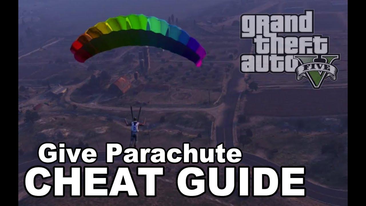 code gta 4 xbox 360 parachute