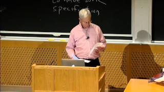 Lec 23 | MIT 6.00SC Introduction to Computer Science and Programming, Spring 2011