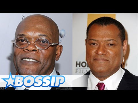 White Reporter Mistakes Samuel L. Jackson For Laurence Fishburne