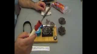 Limpiar la punta del soldador