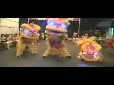Mua Lan Voi Gangnam Style