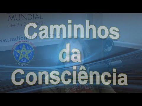 Nilton Schutz - Programa Caminhos da Consciência em 31/01/2015