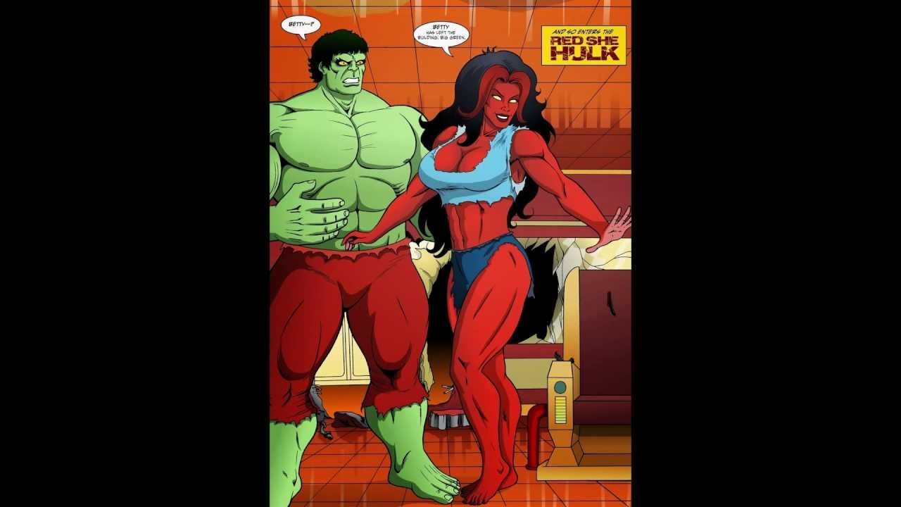 Marvel Betty Ross Red She Hulk Transformation | New Style for 2016 ...