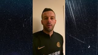 SAMIR HANDANOVIC | A MESSAGE FROM INTER CAPTAIN ABOUT THE COVID-19 EMERGENCY | #TogetherAsATeam 🙏🏻⚫🔵???