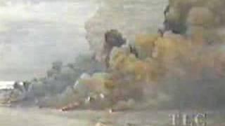 Rocket Factory Explosion