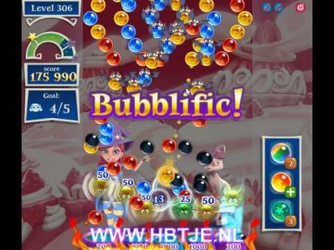 Bubble Witch Saga 2 level 306