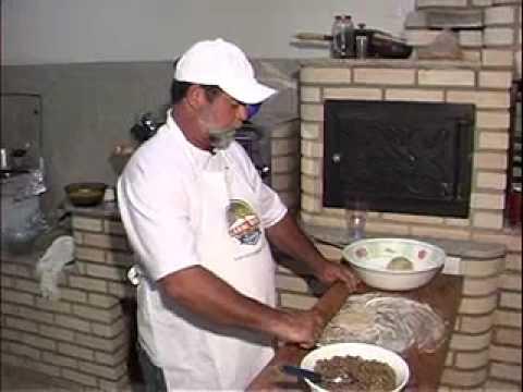 Receitas do Gilmar - Pastel de forno