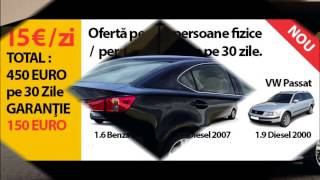 Rent a Car Cluj 0752020629