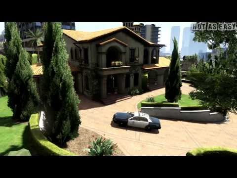 Grand Theft Auto V (GTA 5) Gameplay Walkthrough Part 13 The Good Husband Xbox360 PS3 PS4 [ Full HD ],
