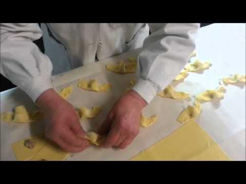 Filmato casoncelli fatti a mano (Trattoria del Mella)