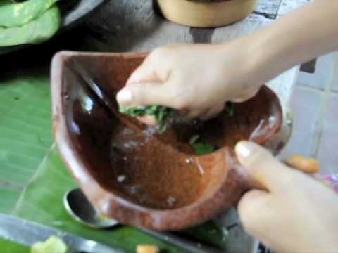 Jamu Video #3 - How to Make Jamu